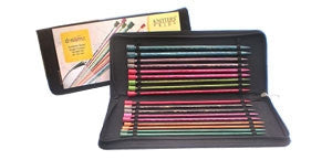 "Knitter's Pride Dreamz 10"" Straight Needle Set - Unraveled Yarn Shop"