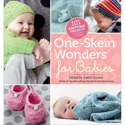 One Skein Wonder Books - Unraveled Yarn Shop