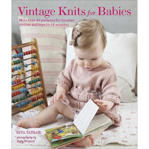 Vintage Knits for Baby - Unraveled Yarn Shop