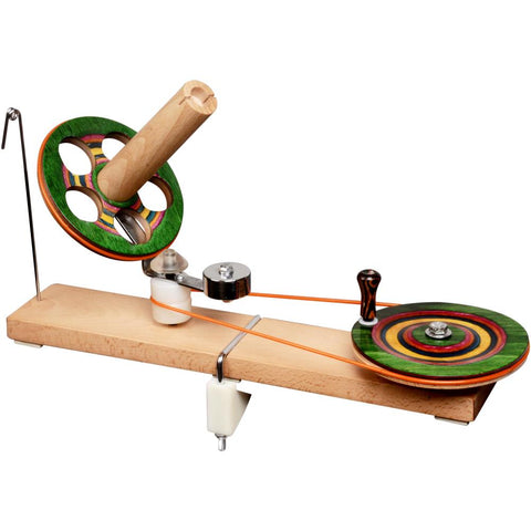 Knitter's Pride Side Ball Winder - Signature - Unraveled Yarn Shop
