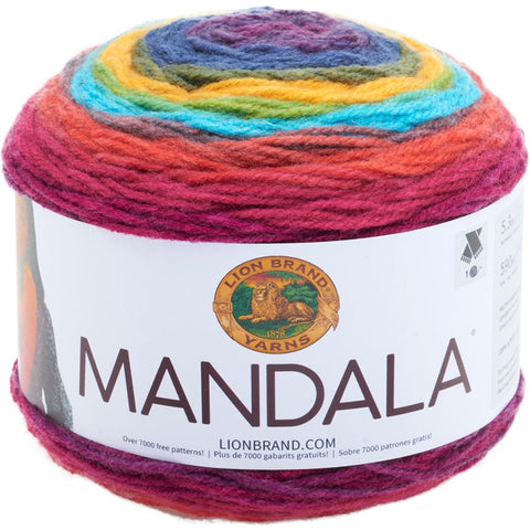 Lion Brand Mandala - Unraveled Yarn Shop