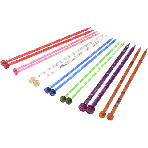 Knitter's Pride Marblz Single Point Needles - Unraveled Yarn Shop