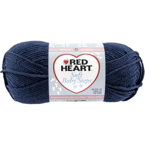 Red Heart Soft Baby Steps - Unraveled Yarn Shop