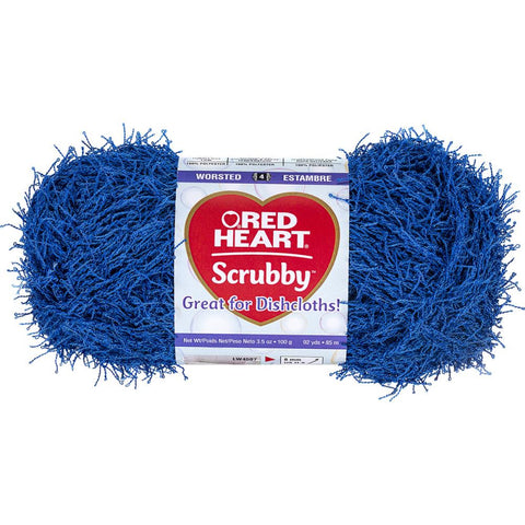 Red Heart Scrubby - Unraveled Yarn Shop