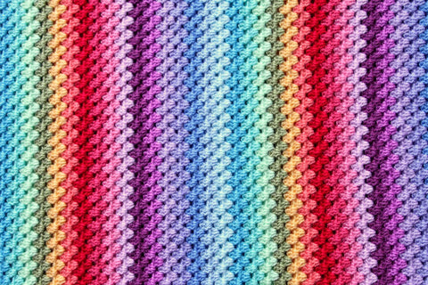Vannas Choice Worsted Temperature Blanket Pack Unraveled Yarn Shop