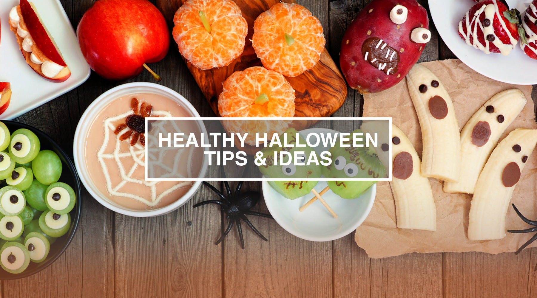 Healthy Halloween Tips & Ideas