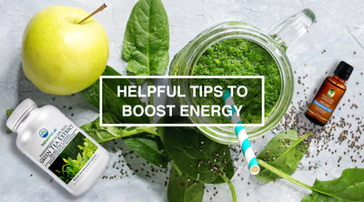 Helpful Tips to Boost Energy Naturally