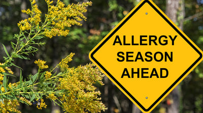 Allergy sufferers, you'll want to read this...