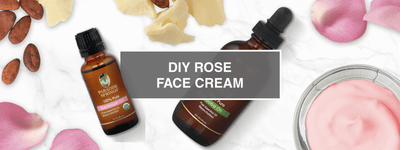 DIY Rose Face Cream