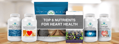 Top Nutrients for Heart Health