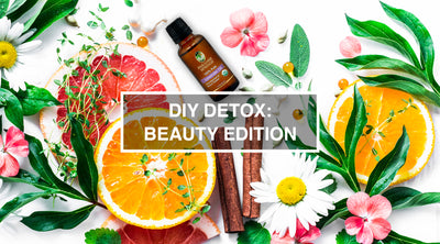 DIY Detox: Beauty Edition
