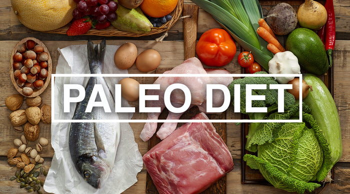 The Paleo Diet Explained [Infographic]