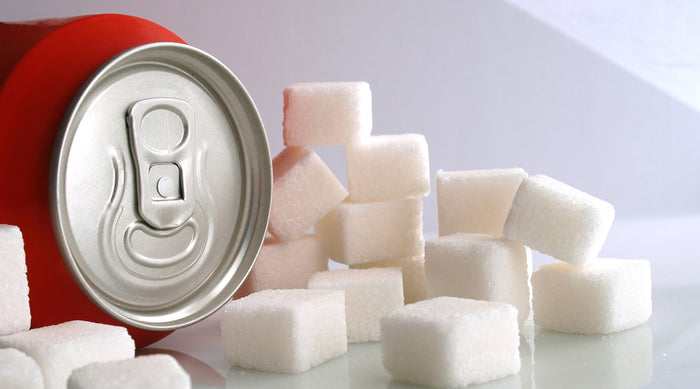 Sodas can age you as much as smoking!