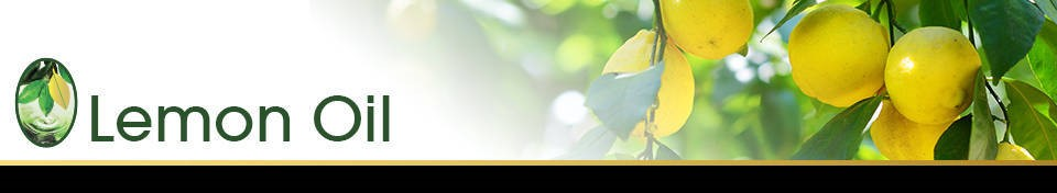Lemon Oil Banner
