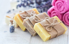 Lavender Oil Lotion Bars