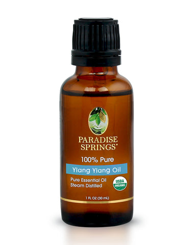 Ylang Ylang Oil Bottle