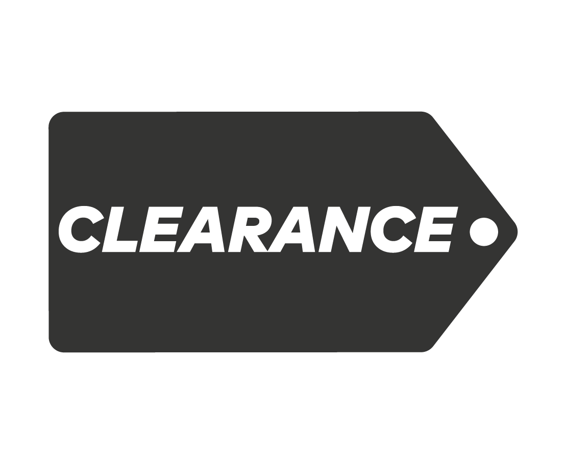 Exceptions- Clearance, Fees, Wholesale, Unconsumed Products
