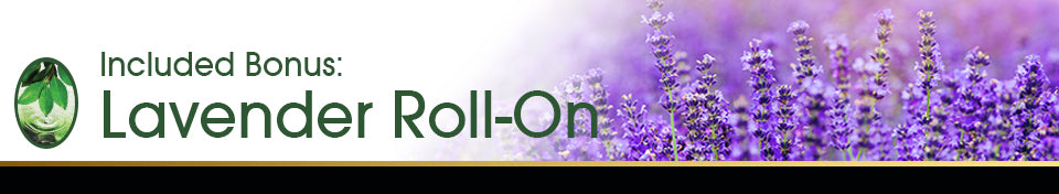 Lavender Roll-on Banner