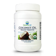 Nature's Lab coconut oil
