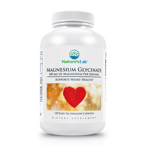 Nature's Lab Magnesium Glycinate