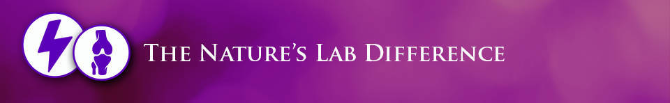 nature's lab difference banner