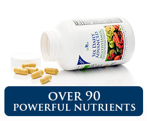 Over 90 Powerful Nutrients