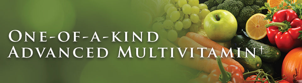 One of a Kind Advanced Multivitamin