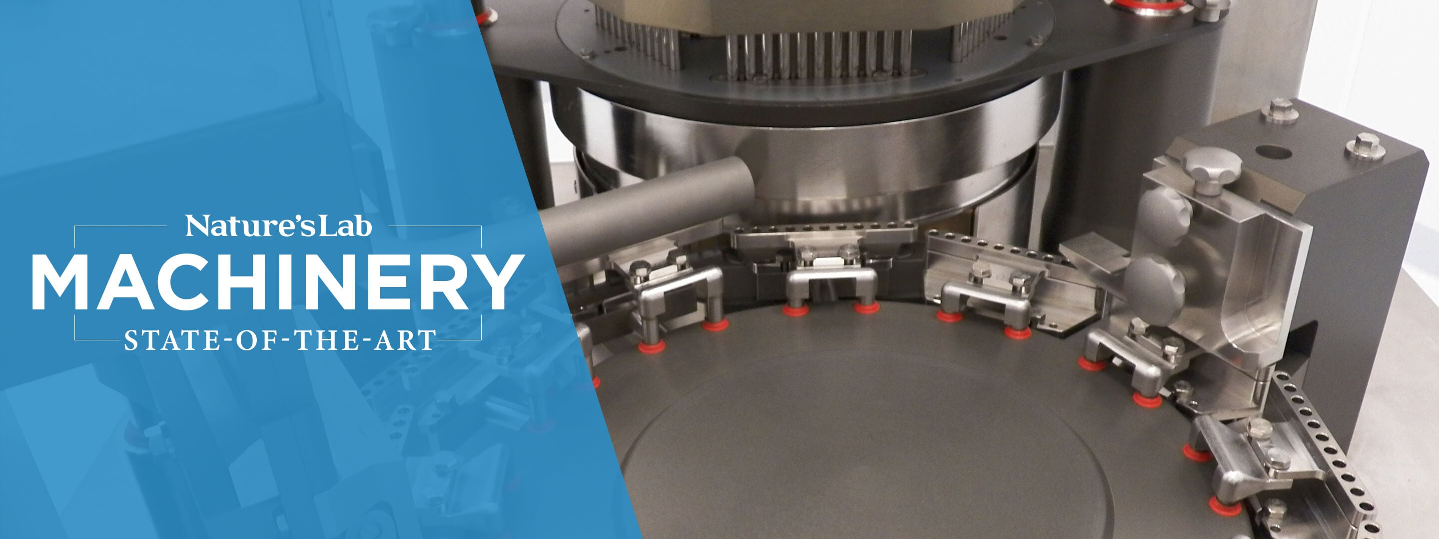 State-of-the-art Machinery