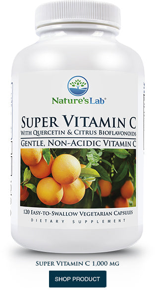 Nature's Lab Super Vitamin C