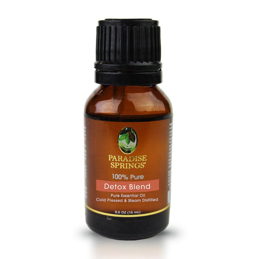 Paradise Springs Detox Blend - 0.5 oz (15 mL)