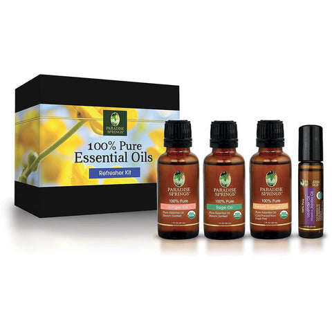 Paradise Springs Refresher Kit with Box