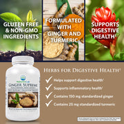 Nature's Lab Ginger Supreme 90 capsules Benefits