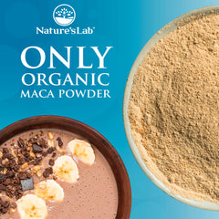 Nature's Lab Organic Maca Root Powder 2 lb bag (918 g) Ingredients