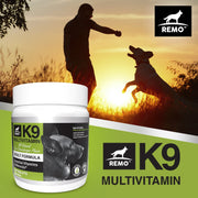 REMO K9 Multivitamin 120 tablets