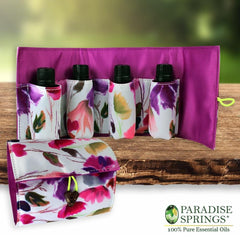 Essential Oil Travel Pouch