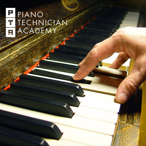 Piano Tuning and Repair Online Course