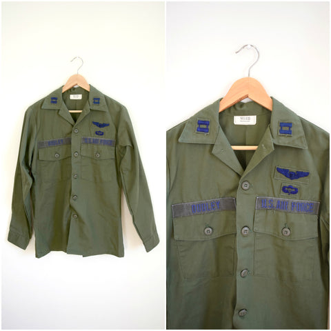 Men's Air Force jacket