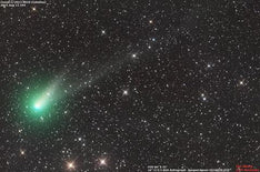 Comet Catalina: How to View the Best Comet of 2015