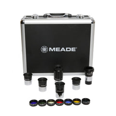 Meade Series 4000 1.25 Inch Plossl Eyepiece and Filter Set