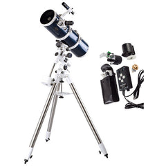 Celestron Omni XLT 150 Reflector Telescope with Motor Drive - 31057-MD