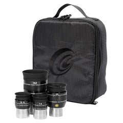 Explore Scientific 62º Eyepiece Kit with Soft Case - EPWP62-KIT