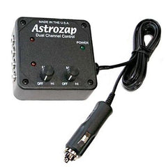 AstroZap Dual Channel Controller for Telescope Dew Heaters - AZ720