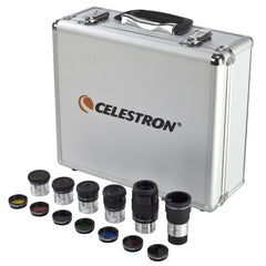 Celestron Telescope Eyepiece and Filter Kit - 1.25Inch