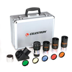 Celestron Eyepiece and Filter Kit for Telescopes - 2