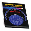 Celestron Sky Maps with Glow-in-the-Dark Star Finder