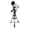 Celestron RASA Rowe Ackermann Schmidt Astrograph 11 in. Telescope with CGE PRO Mount