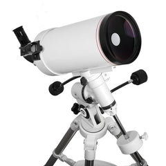 Explore Scientific FirstLight 127 mm White Tube Maksutov-Cassegrain w/EQ3 Mount - FL-MC1271900EQ3
