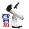 Meade LightBridge Mini 130mm Tabletop Dobsonian Telescope - 203003
