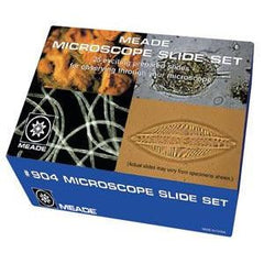 Meade Microscope Prepared Slides - 25 Pieces