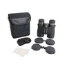 Zhumell 8x42 Short Barrel Binoculars with Case & Accessories